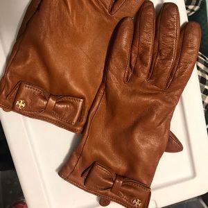 Tory Burch Sheepskin gloves